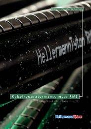 Reparaturmanschetten - Hellermanntyton