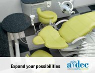 Expand your possibilities - A-Dec