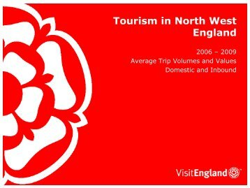 Tourism in North West England - VisitEngland