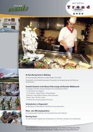 Events-Broschüre (PDF-Dokument) - Best Western Trend Hotel