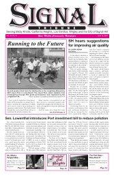 April 12, 2007 - Signal Tribune Newspaper