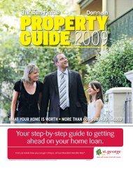 property guide 2009 - Domain.com.au