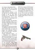 Krudtslam Nr.1-2012 - Forbundet Af Danske Sortkrudtskytteforeninger - Page 5