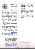 Krudtslam Nr.1-2012 - Forbundet Af Danske Sortkrudtskytteforeninger - Page 6