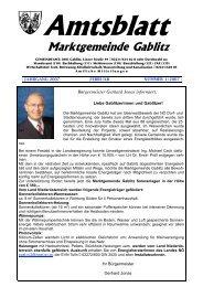 Amtsblatt 1/07 (0 bytes) - Gablitz