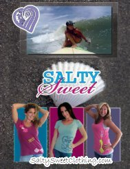 pages 63-87 - Womens Surf Style Magazine