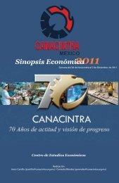 Sinopsis Económica - Canacintra San Luis Potosí