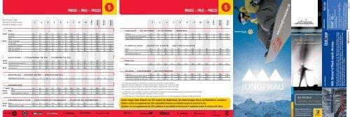 Informazioni i athleticum services i Dienstleistungen – Prestations