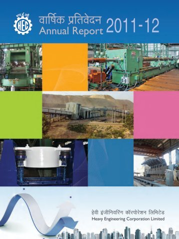 annual report 2011-12 - Heavy Engineering Corporation Limited
