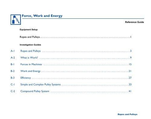 Output force (newtons) - Cambridge Physics Outlet