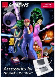 Nintendo DSL™⁄DSi - Aurora Group