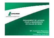 130419SPIBiodiversitéLafarge [Lecture seule] - (SPI) Vallée de Seine