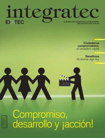 Junio 2008. - Exatec - Tecnológico de Monterrey