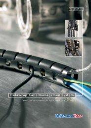 Helawrap Kabelmanagementsystem - Hellermanntyton