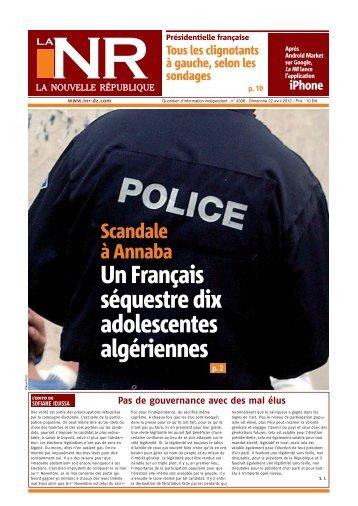 Page 01-4308csearezki - La Nouvelle République