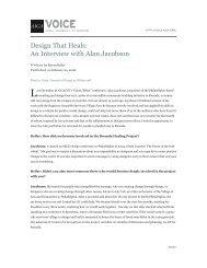 An Interview with Alan Jacobson - Steven Heller