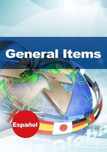 General Items - CENS eBook