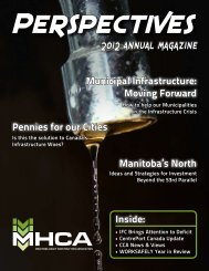 2012 Perspectives Magazine - Manitoba Heavy Construction ...