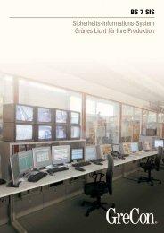 Sicherheits-Informations-System Grünes Licht für Ihre - GreCon