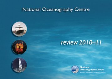 Annual Review 2010-11.pdf - National Oceanography Centre
