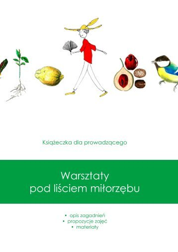 Książeczka do pobrania w .pdf - Ogród Botaniczny