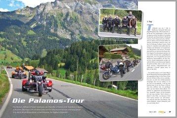 Die Palamos-Tour - Triketour