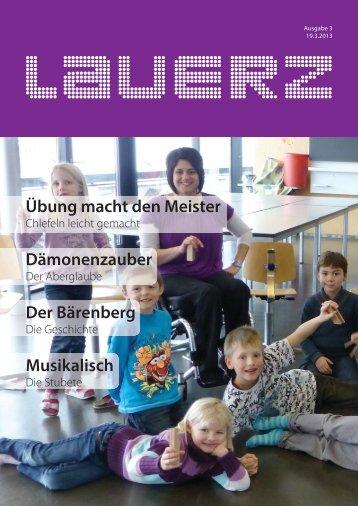 Übung macht den Meister Dämonenzauber Der ... - Gemeinde Lauerz