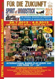 2013 Download PDF - Spirit of Woodstock Festival