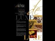 Prezentace de Luxe (prezentace_de_luxe.pdf) - Butterfly Trading