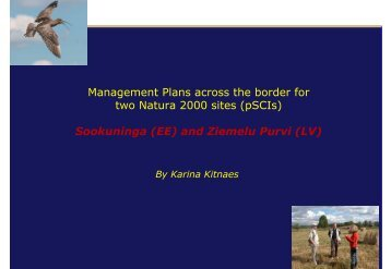 15 Karina Kitnaes – transborder management planning