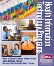 Programs Brochure - BCC Staff Web Server - Burlington County ...