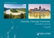 Croisière Danube, l'Europe traversée (plaquette pdf) - Terre Entiere