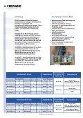 Einbau des Anschlussstutzens - Henze GmbH - Seite 2