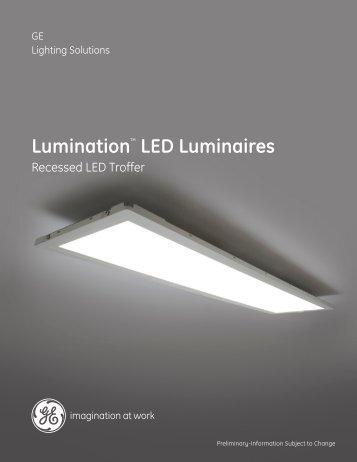 Lumination™ LED Luminaires