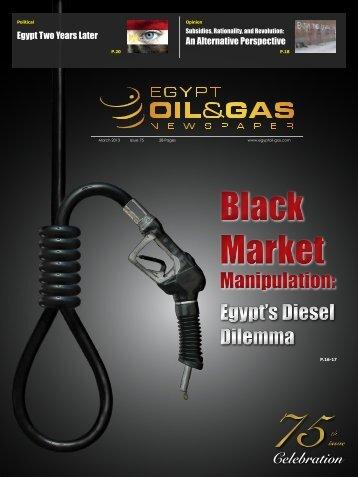 Celebration - Egypt Oil & Gas