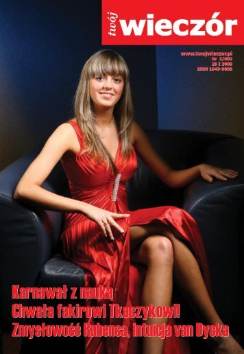Twój wieczór - Archiwum czasopism