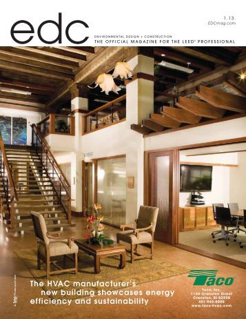 Read EDC Magazine's article about the IDC project. - Taco-Hvac