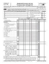 1999 Chapter 2 - Form 1040 Reporting of Schedules K-1