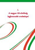 Áttekintés az Európai Unió Tanácsának magyar elnökségéről - Page 4