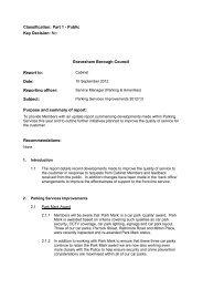 Parking Services Improvements 2012/13 PDF 75 KB - Gravesham ...