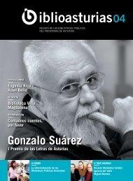Gonzalo Suárez - Gobierno del principado de Asturias