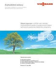 Zvýhodněné sestavy - Thermoquell CZ