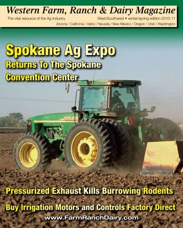 Spokane Ag Expo - Ritz Family Publishing, Inc.