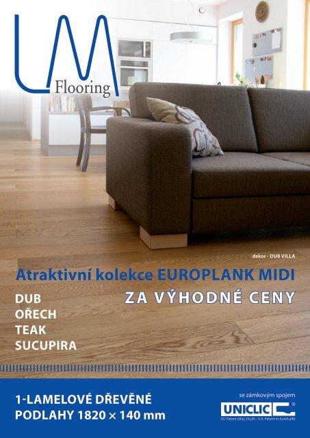 atraktivní kolekce europlank midi za vıhodné ceny - KPP