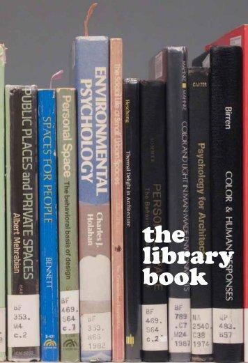 the library book - Lauren Baier