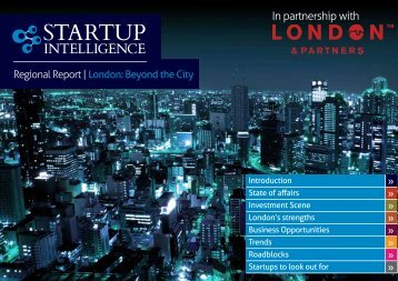 In partnership with - London & Partners