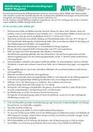 Abfallkatalog und Annahmebedingungen.indd - AWG Wuppertal
