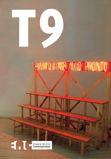 Descarga la programación aquí - Espacio de Arte Contemporáneo