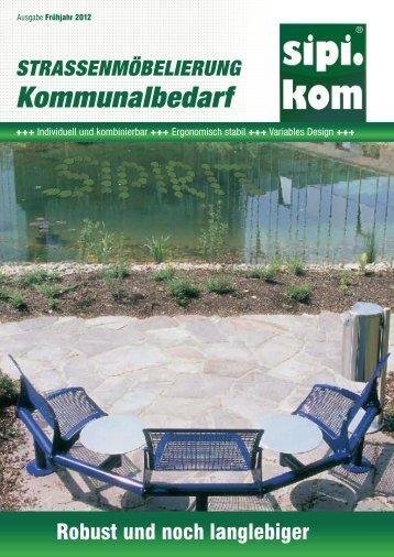 Jetzt downloaden - Sipirit GmbH Kommunalbedarf