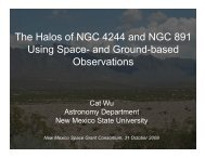 2008 - New Mexico Space Grant